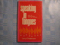 Speaking in tongues, Larry Christenson