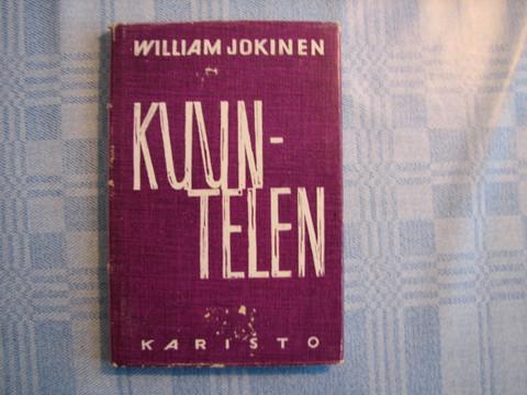 Kuuntelen, Willliam Jokinen