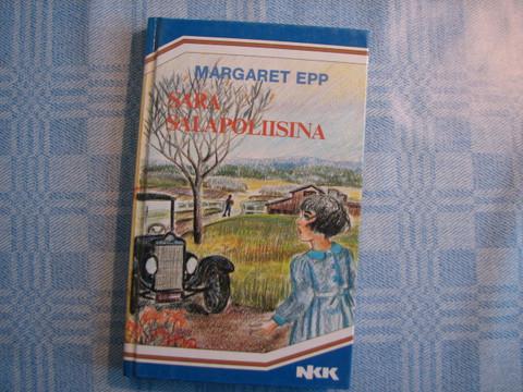 Sara salapoliisina, Margaret Epp