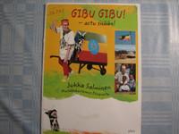 Gibu gibu, astu sisään, musiikkikertomus Etiopiasta, nuottikirja, Jukka Salminen
