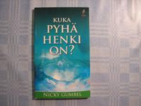 Kuka Pyhä Henki on?, Nicky Gumbel