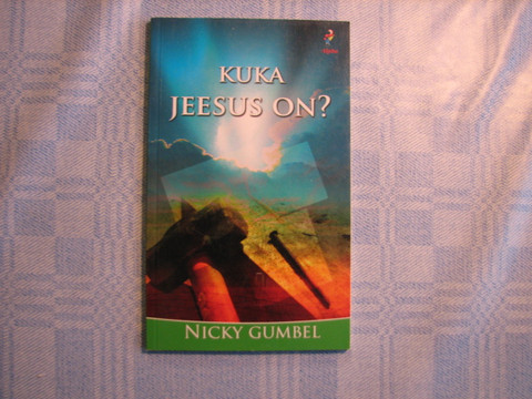 Kuka Jeesus on, Nicky Gumbel