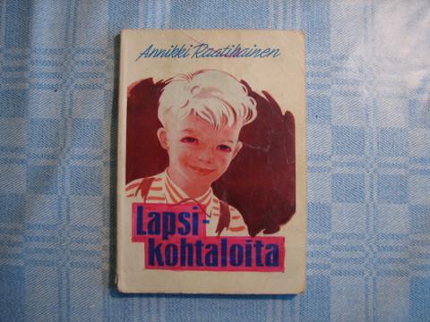 Lapsikohtaloita, Annikki Raatikainen
