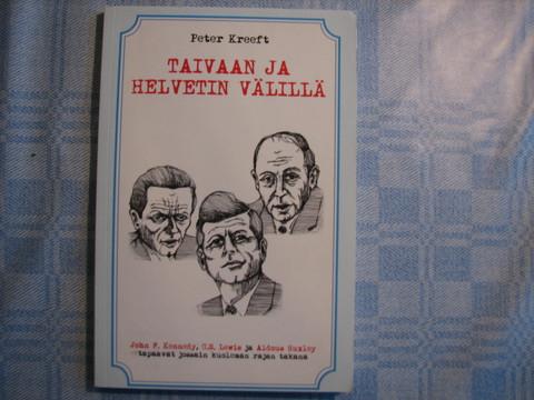 Taivaan ja helvetin välillä, Peter Kreeft