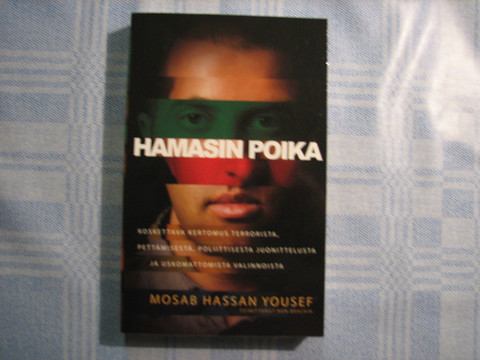 Hamasin poika, Mosab Hassan Yousef