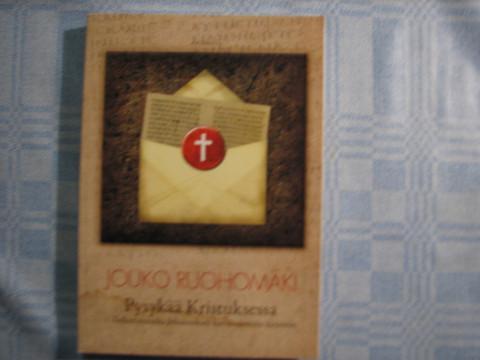 Pysykää Kristuksessa, Jouko Ruohomäki