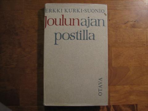 Joulunajan postilla, Erkki Kurki-Suonio