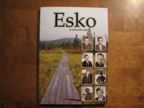 Esko ja seitsemän veljeä, Heikki Järvi (toim.)