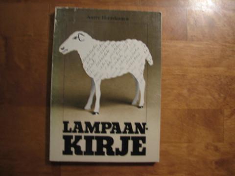 Lampaankirje, Aarre Huuskonen