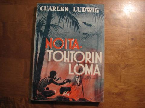 Noitatohtorin loma, Charles Ludwig