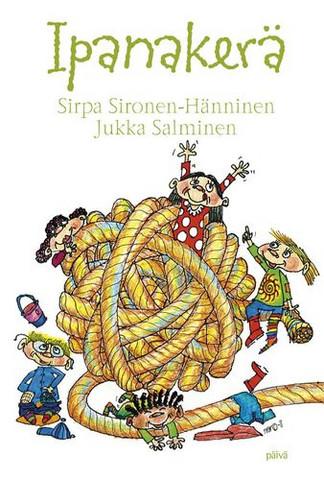 Ipanakerä + cd, Jukka Salminen, Sirpa Sironen-Hänninen
