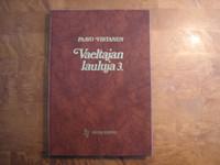 Vaeltajan lauluja 3, Paavo Virtanen