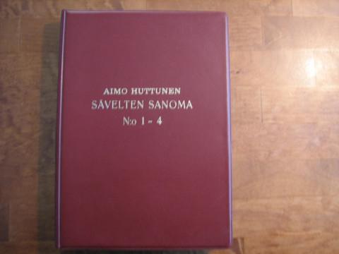 Sävelten sanoma 1-4, Aimo Huttunen