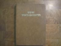 Uusi Testamentti selityksin, Aapeli Saarisalo (toim.)