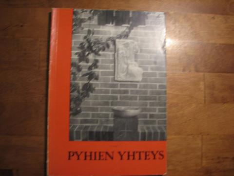Pyhien yhteys 1959, Jaakko Haavio, Niilo Lampi, Martti Parvio