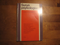 Surun psykologiaa, Sarah M. Morris