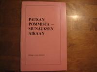 Paukan pommista siunauksen aikaan, Pekka Salenius