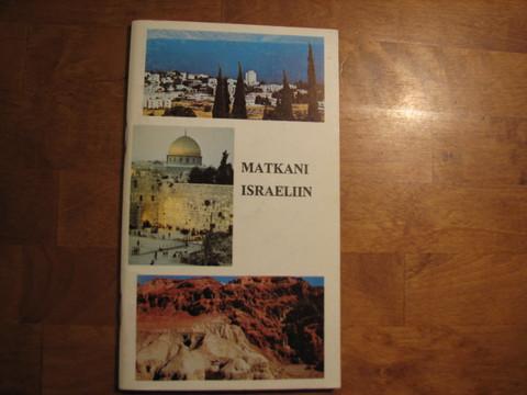 Matkani Israeliin