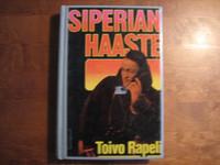 Siperian haaste, Toivo Rapeli