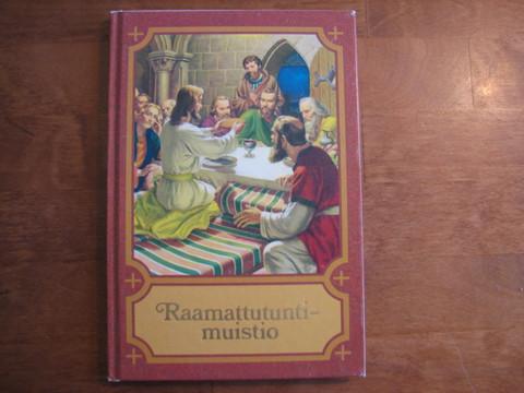 Raamattutuntimuistio