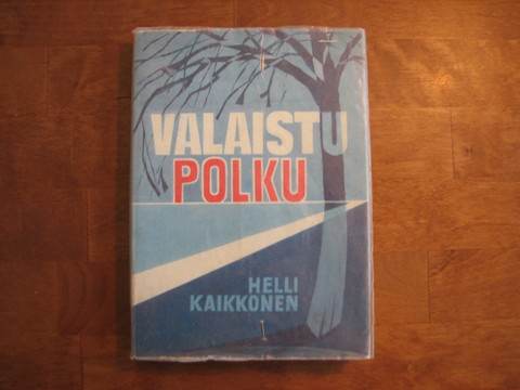 Valaistu polku, Helli Kaikkonen