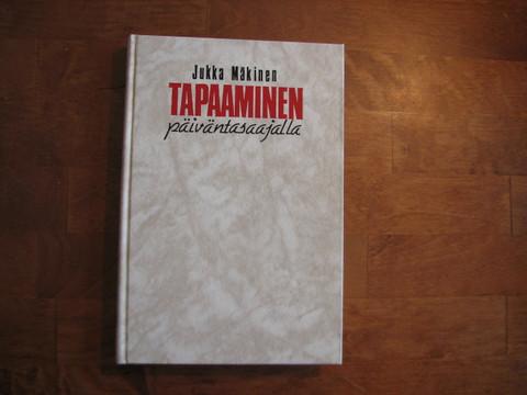 Tapaaminen päiväntasaajalla, Jukka Mäkinen