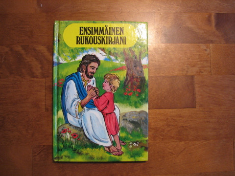 Ensimmäinen rukouskirjani, Sakari Lintinen, Matti Niemelä