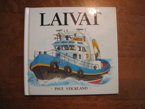 Laivat, Paul Stickland