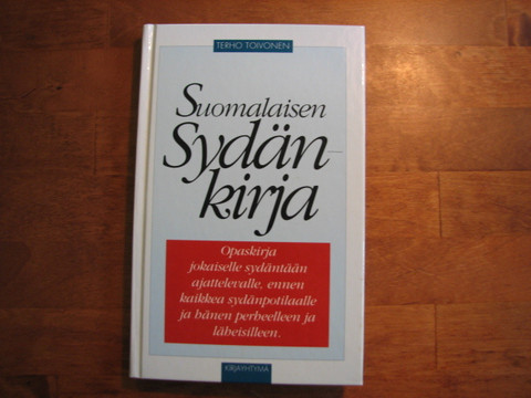 Suomalaisen sydänkirja, Terho Toivonen