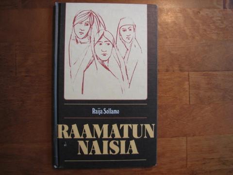 Raamatun naisia, Raija Sollamo