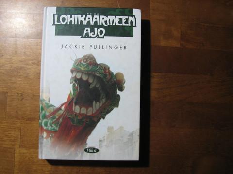 Lohikäärmeen ajo, Jackie Pullinger, d2