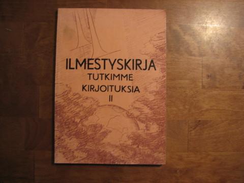 Ilmestyskirja, tutkimme kirjoituksia II, Aleksandra Kinnunen