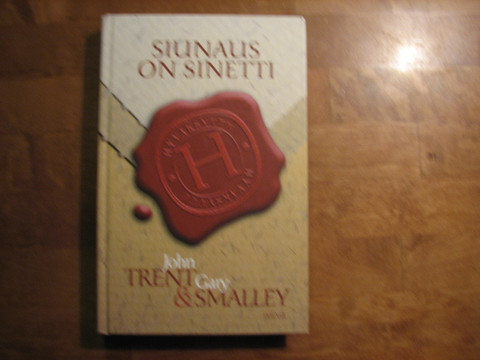 Siunaus on sinetti, John Trent, Gary Smalley, d2