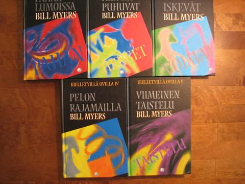 Kielletyillä ovilla-sarja, Bill Myers