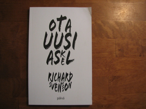 Ota uusi askel, Richaed Svensson, d2