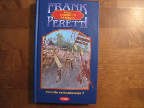 Pako vesimiehen saarelta, Frank Peretti, d2