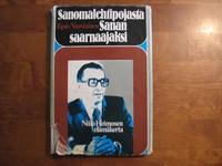Sanomalehtipojasta Sanan saarnaajaksi, Niilo Heimosen elämäkerta, Tapio Nousiainen