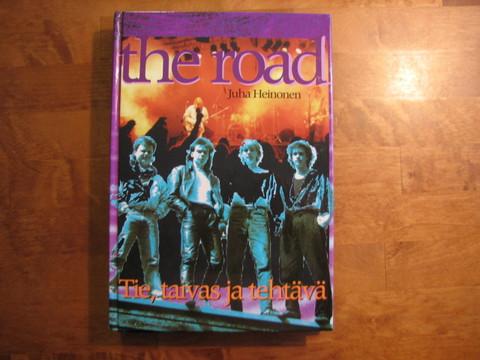 Tie, taivas ja tehtävä, The Road, Juha Heinonen