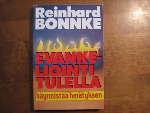 Evankeliointi tulella, Reinhard Bonnke
