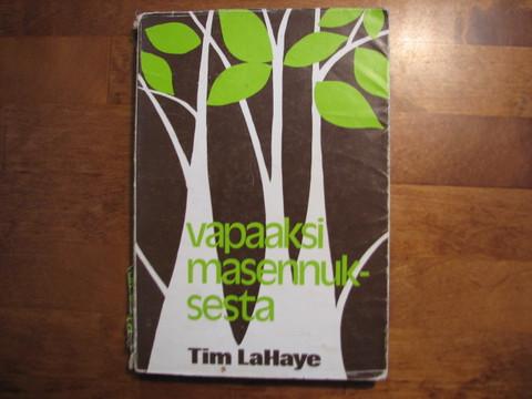 Vapaaksi masennuksesta, Tim LaHaye