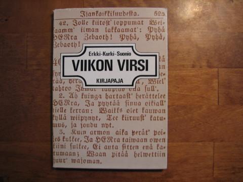 Viikon virsi, Erkki Kurki-Suonio