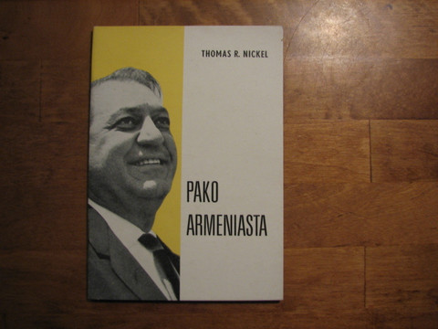 Pako Armeniasta, Thomas R. Nickel