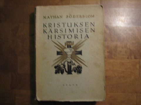 Kristuksen kärsimisen historia, Martin Söderblom