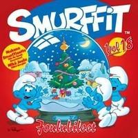 Joulubileet, Smurffit