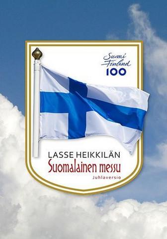 Suomalainen messu, kuoronuotit, Lasse Heikkilä