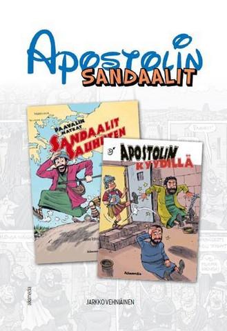 Apostolin sandaalit, Jarkko Vehniäinen, o