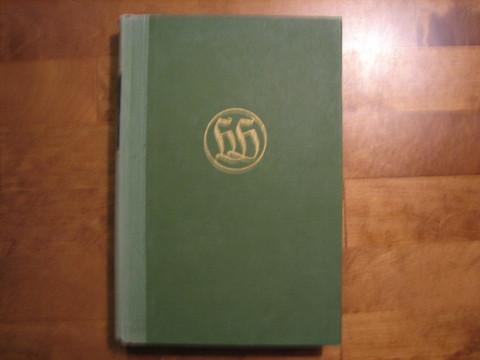 Päiväkirjan lehtiä, Kolme julistajaa, Hilja Haahti