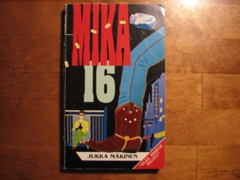 Mika 16, Jukka Mäkinen