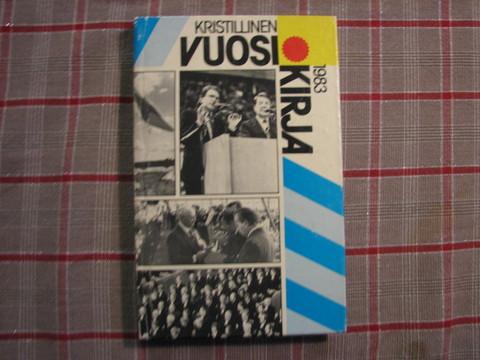 Kristillinen vuosikirja 1983