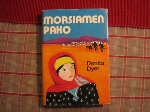 Morsiamen pako, Donita Dyer, d2